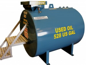 Used Oil Storage Tanks | Loraday Environmental Products