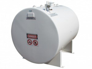Horizontal Double Wall ULC-S601 Tank